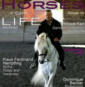 HORSES FOR LIFE VOL. 44
