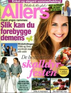Allers Magazine Norway