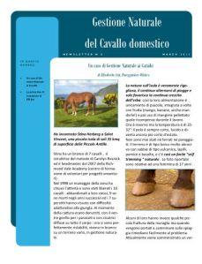 Gestione Naturale del Cavallo domestico