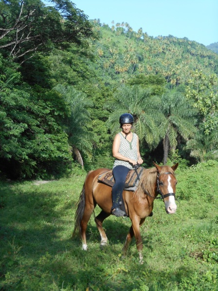 Thank you Jack for giving me wonderful rides in the rainforest