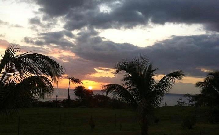 Sunset St. Vincent